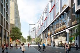 google office victoria. At Ground Level And 725,000 Square Foot Of Office Space To House All London-based Google Staff Currently Located In Premises Victoria Holborn.