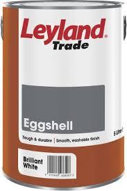 Leyland Eggshell Finish