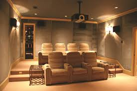 theater room lighting. Home Theater Room Lighting Ideas Victoria Homes Design Small Theatre Beautiful Beige Wood Luxury Cool Interior Livingroom Wallmount Tv Dvd Player W O