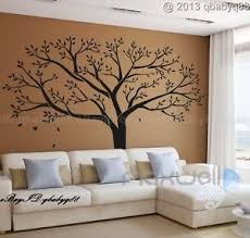 image is loading giant family tree wall sticker vinyl art home  on wall decal vinyl art stickers decor with giant family tree wall sticker vinyl art home decals room decor