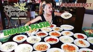 foodchallenge eatingchallenge endlesspasta