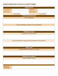 Employee Evaluation Checklist Template Free Employee Performance Review Templates Smartsheet