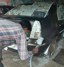 car tinkering painting photos magadi road bangalore car painting services