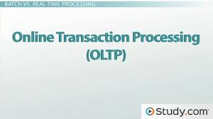 what are information systems definition types video transaction processing systems tps batch and real time systems