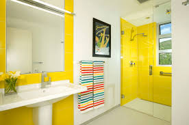 colorful bathrooms. 10 ways to add color into your bathroom design 6. use colorful towels bathrooms e
