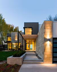 home lighting effects. Ottawa River House By Christopher Simmonds Architect (1) Home Lighting Effects R