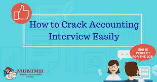 How To Prepare For Accounting Job Interview
