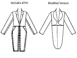 Tailcoat Pattern