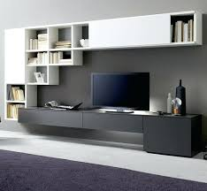 wall mounted tv cabinet incredible cabinets entertainment unit best ideas on over fireplace