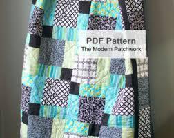 Pdf quilt pattern | Etsy & PDF Quilt Pattern, Quilt Pattern, Lap Quilt Pattern PDF, Quilt Pattern PDF, Adamdwight.com