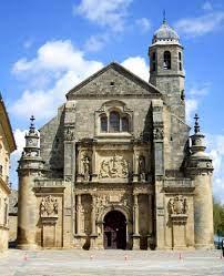 Archivo:Ubeda - Capilla del Salvador 42.jpg - Wikipedia, la enciclopedia  libre
