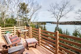 Beautiful Riverfront Home With A Deep Water Dock Deck