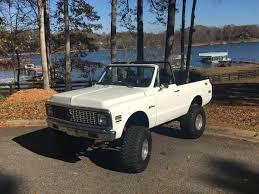 Blazer chevy blazer : 1972 Chevrolet Blazer for sale #2044657 - Hemmings Motor News