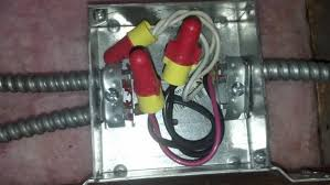 junction box wiring doityourself com community forums can you use a junction box to extend wiring at Junction Box Wiring
