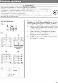 DCRX01-CC Garage Door Opener User Manual L5112-T-GU_615_150710 ...