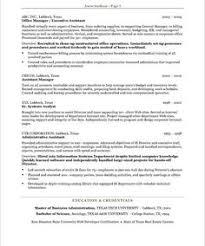 18 Best Non Profit Resume Samples Images Free Resume Samples