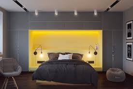 Small Picture Grey Master Bedrooms With A Glimpse Of Color Master Bedroom Ideas