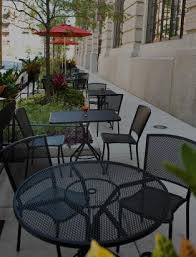 home outdoor furniture commercial grade furniture wrought iron furniture albion collection