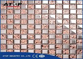 pvd coating vacuum metalizing equipment high efficiency for glass mosaic tiles