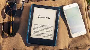 Amazon Kindle Light
