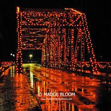 Sumner Wa Bridge Lighting Christmas Bridge Sumner Wa The View From Right Here