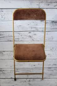folding chairs new york. fritz \u0026 co folding chair gold metal frame brown velvet velour cushion backrest made in long island city new york a ny company usa chairs