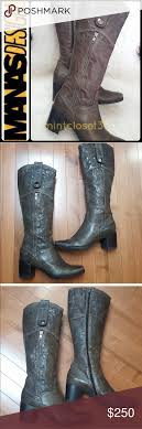 Manas Design Shoes Italy Manas Italy Leather Riding Boots Manas Design Italy Leather
