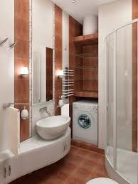 Small bathroom designs – style, layout, furniture and equipment tips