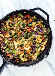 learn how to make vegetable fried rice it s a fun and satisfying dinner recipe