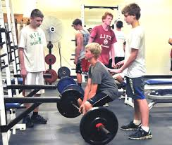 baraboo athlete the gym to give