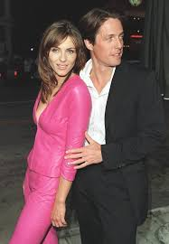 elizabeth hurley hugh grant 2016. after giving birth to her son damian in 2002, elizabeth hurley gave the godfather role hugh grant 2016