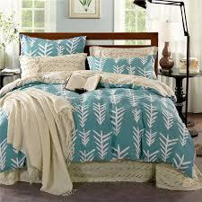 duvet set queen combed cotton bedding sets comforter duvet covers bed sheet bedclothes set 100