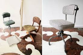 image of vintage desk chair ideas