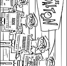 I Dalton Disegni Da Colorare Cartoni Animati
