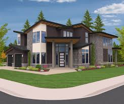 nw contemporary house plans inspirational modern house plans home designs floor plans with s