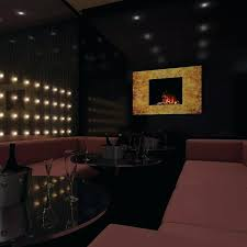classic flame 3d electric fireplace senses simple by fire 2