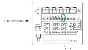 2003 outlander, main fuse at battery terminal blew after replacing 2013 mitsubishi outlander fuse box diagram at 07 Mitsubishi Outlander Inside Fuse Box Location