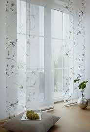 Moderne Gardinen Für Kleine Fenster Gut Und Natürlich Sichtschutz Im