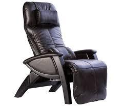 svago zgr plus sv 395 power electric zero gravity recliner chair midnight black