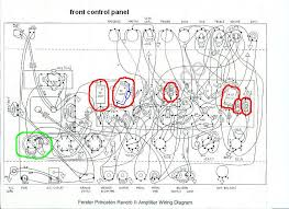wiring diagram for guitar amp wiring wiring diagrams