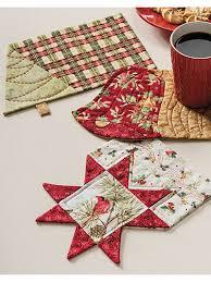 mug rug set pattern