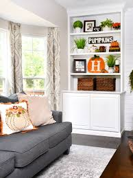 fall house tour and decorating ideas