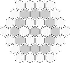 Image result for hexagon board games
