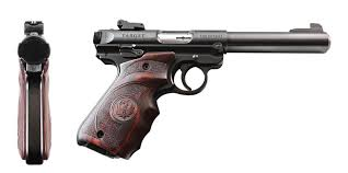 all of the qualities we ve come to love of bill ruger s iconic rimfire pistol with none of the frustrations