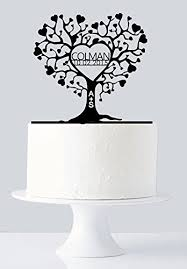 wedding cake topper clipart.  Clipart Unique Wedding Cake Topper  Gold Love Tree Very  Custom Last Name To Clipart 0
