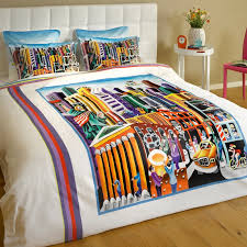 my new york duvet cover collection