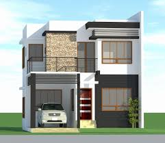 small 2 story house plans philippines lovely row house design