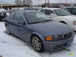 BMW Convertible 2001 bmw 330i coupe : 2001 Steel Blue Metallic BMW 3 Series 330i Coupe #24874952 ...