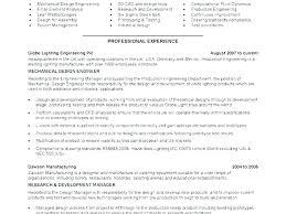 Junior Industrial Engineer Resume Industrial Engineering Resume