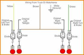 3 wire tail light wiring diagram 3 wire led tail light wiring diagram 3 wire trailer wiring diagram with 3 wire trailer light diagram 1 10 3 wire tail light wiring diagram ignition wiring on 3 wire trailer wiring diagram